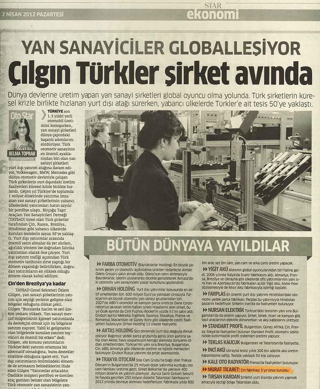 Crazy Turks in company hunt